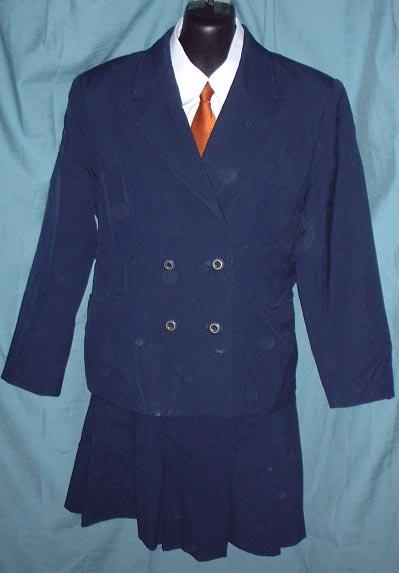 小牧南高等学校制服画像