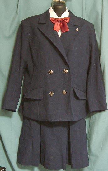 内海高等学校制服画像
