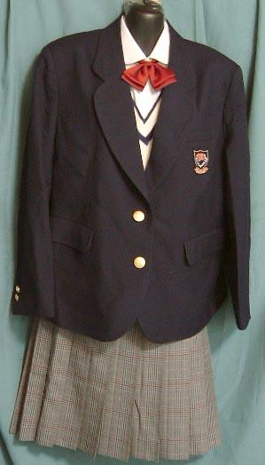 室戸高等学校制服画像